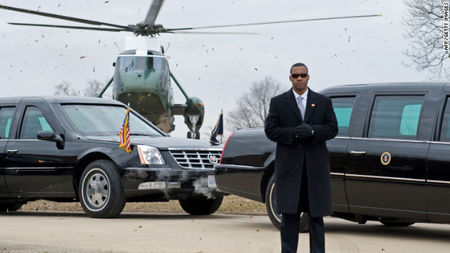 Report: Secret Service Needs Outsider as Leader