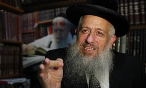 Shas Angered: Rabbi David Toledano [Grandson Of Maran HaRav Ovadia Yosef] Running in Jerusalem Rabbinate Race