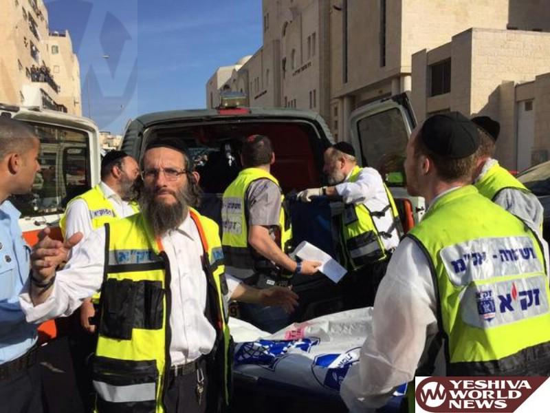 Op-Ed: Terror In Har Nof