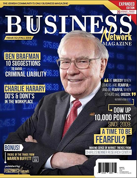 Pick Up your Copy of Business Network Magazine Now