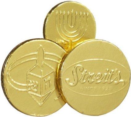 Kashrus Alert:  Streit's Chocolate Coins