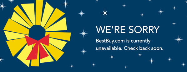 Bad Timing: Best Buy Website Crashes On Busiest Shopping Day Of The Year #BlackFriday