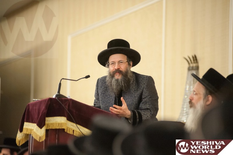 YWN EXCLUSIVE VIDEO: Rebbe of Bobov-45: We Will Assume The Distinction Of 'Bobov-45'
