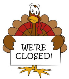NYC: What's Closed On Thanksgiving
