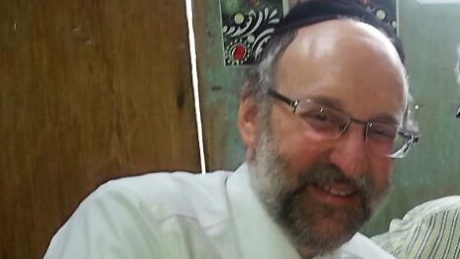 R' Chaim Yechiel Rothman Fighting for His Life After Har Nof ...