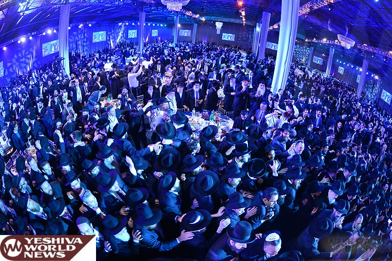 LIVE WEBCAST AT 4:45PM EST: Annual Chabad Shluchim Convention