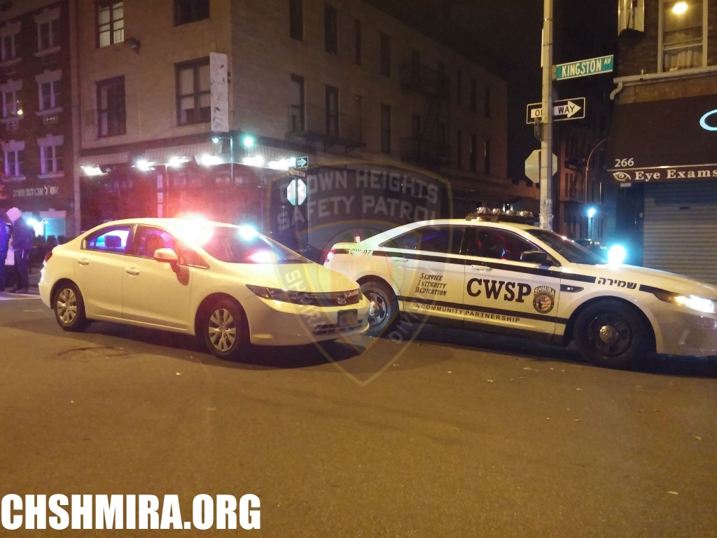 Crown Heights: Shmira Patrol Recovers Stolen Sefer Torah, Tefillin, And 100 Mezuzos