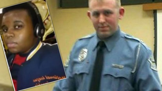 Ferguson Officer Says He Never Wanted to Kill Michael Brown