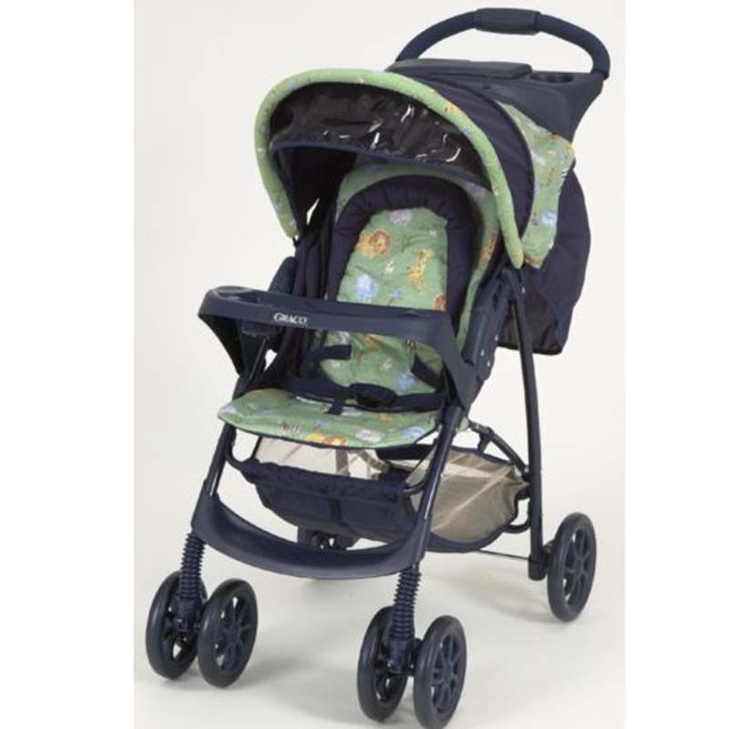 Graco Recalls 4.7 Million Strollers After 'Finger Amputations'