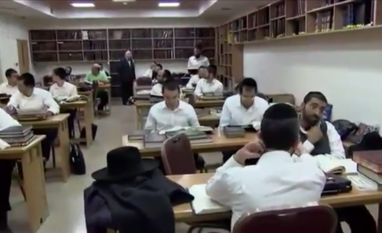 WATCH - KIDDUSH HASHEM: ABC News Films Shul In Har Nof Massacre - Now Back To Full Time Limud Hatorah