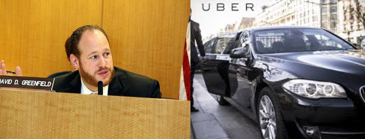 NEW: Greenfield Introduces Bill to Rein In Uber's Surge Pricing
