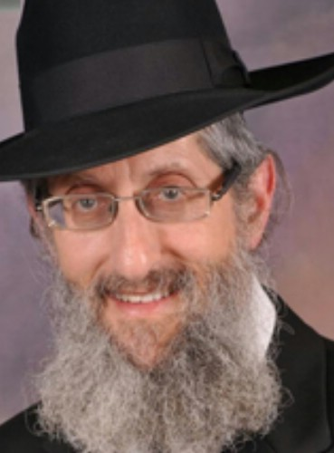 Har Nof Terror Victim Rav Kalman Ze'ev Levine HY