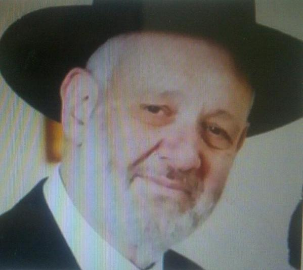 Har Nof Terror Victim R' Avraham Goldberg HY