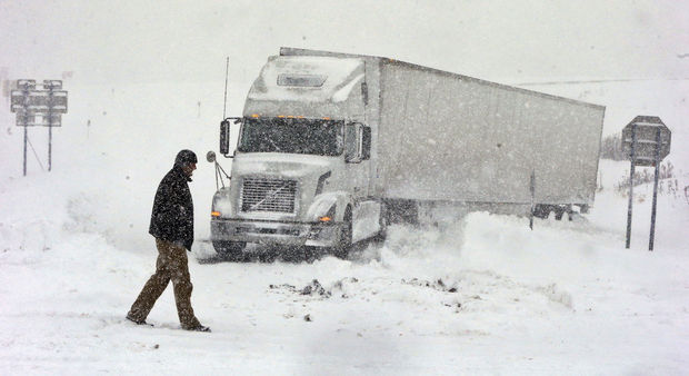 Thruway Fully Open After Western NY Snow Cleared