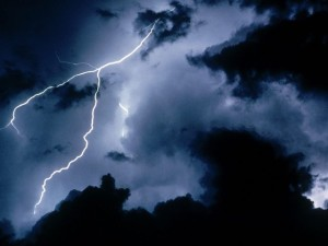 A Stormy Tuesday Night Expected Around Israel