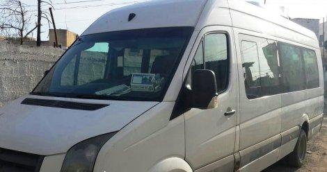 Israel: 41 Children in a School Transport Van