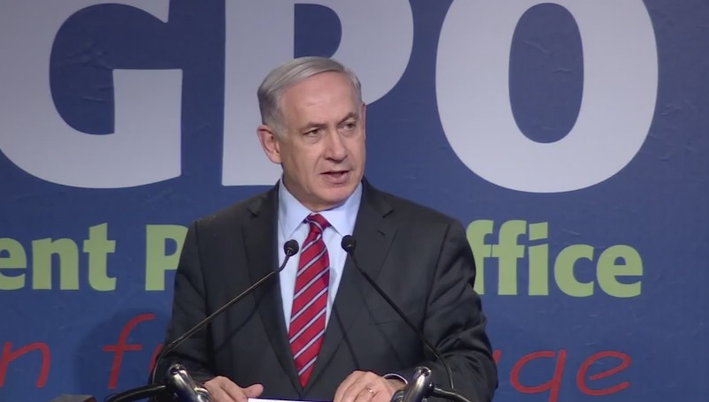 VIDEO: PM Netanyahu Addresses the Foreign Press Corps