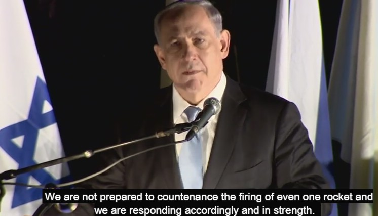 VIDEO: PM Netanyahu Addresses Threats Facing Israel