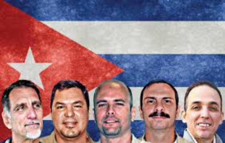 A Look At The 'Cuban Five' Agents Jailed In The US