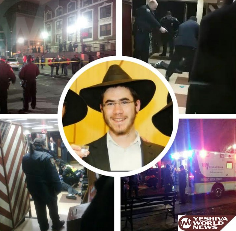 Levi Rosenblatt Released From Hospital 8 Days After Being Stabbed Inside Chabad World Headquarters