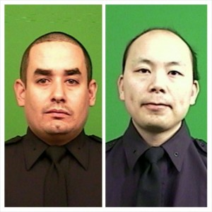Killings Of 2 NYPD Officers Trigger Backlash