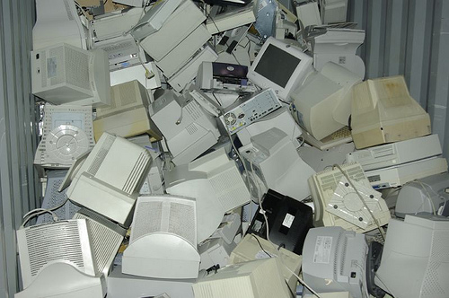 NY Electronics Recycling Law Starts Jan. 1