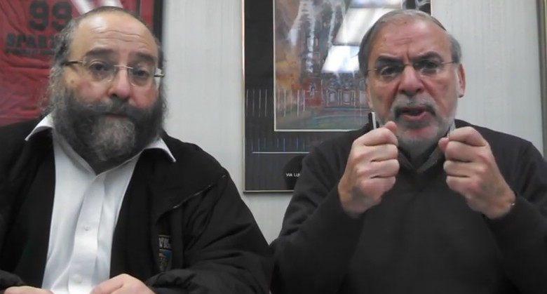 Video: Hikind, Daskal Offer Important Community Safety Tips