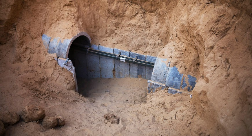 Israelis Indicted for Assisting Hamas to Rebuild Terror Tunnels