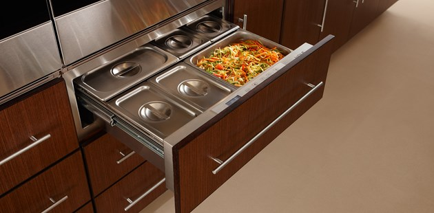 Food Warmer Oven ~ A warming drawer by any other name would be called an