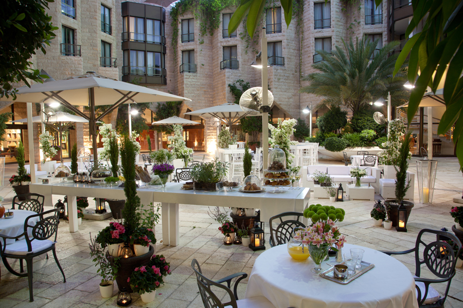 Inbal Hotel Voted Jerusalem's Most Luxurious Hotel in the TripAdvidor 2015 Travelers' Choice Awards