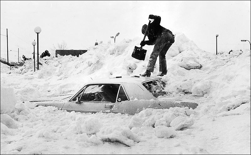 The 10 Worst Snowstorms in Northeast US in Last 60 Years