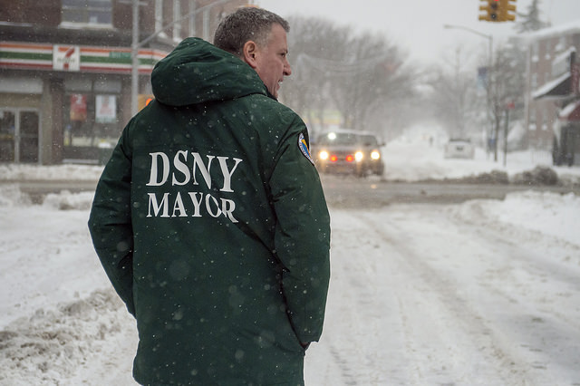 NYC Comptroller: Removing Snow Costs $1.8 Million Per Inch