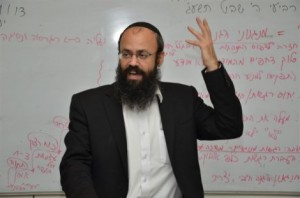 Rabbi Hillel Horowitz to Replace Chetboun on Yishai's Yachad List