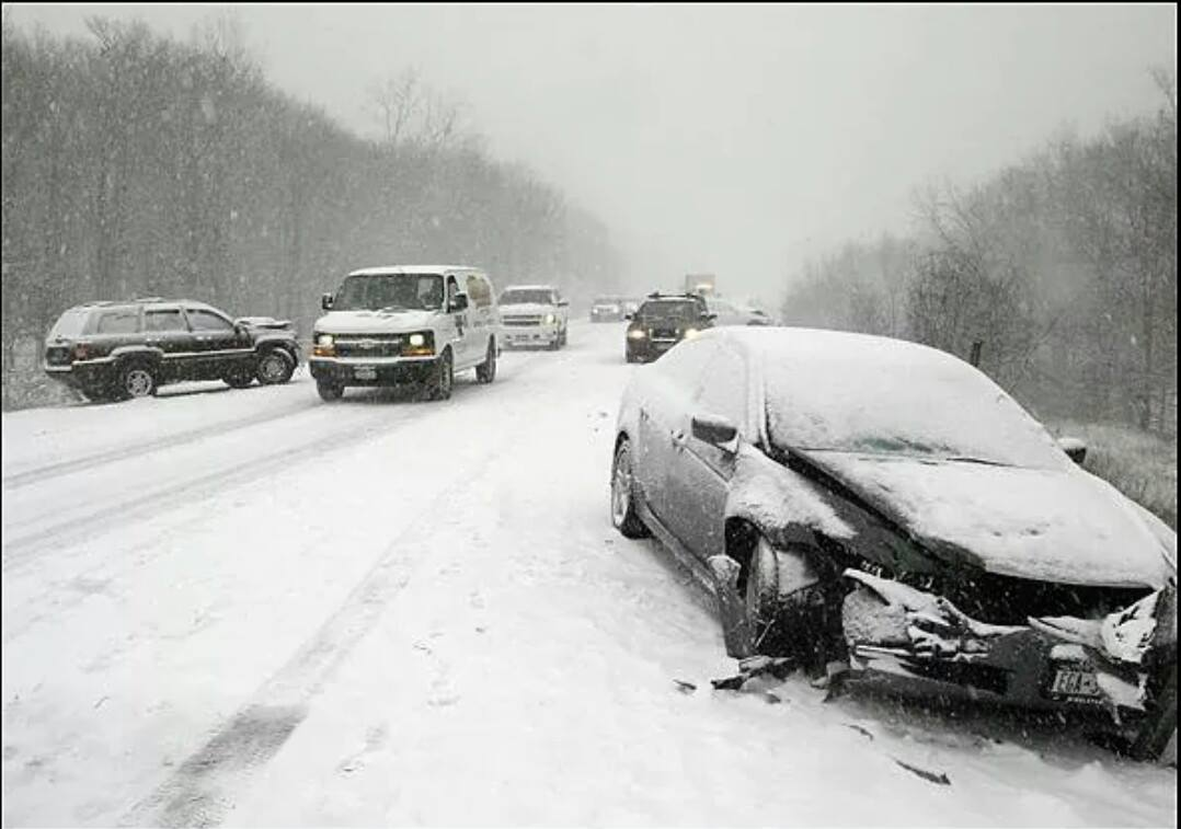 MESSAGE FROM NJ STATE POLICE: Abandoned Vehicles on State Roadways to be Towed