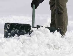 After The Storm: Shovel Snow Safely