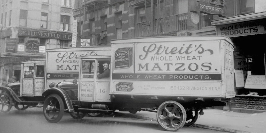 Century-Old NYC Matzo Factory Faces a High-Tech Future