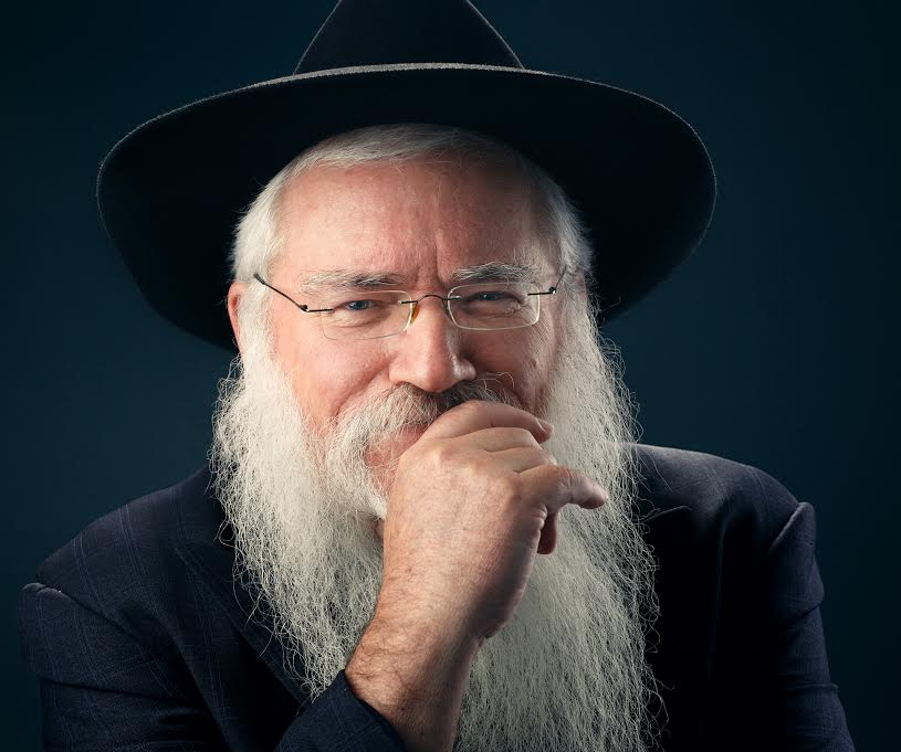 A Global Purim Shiur with World-Renowned Chabad Chossid and Mashpia Rabbi Manis Friedman
