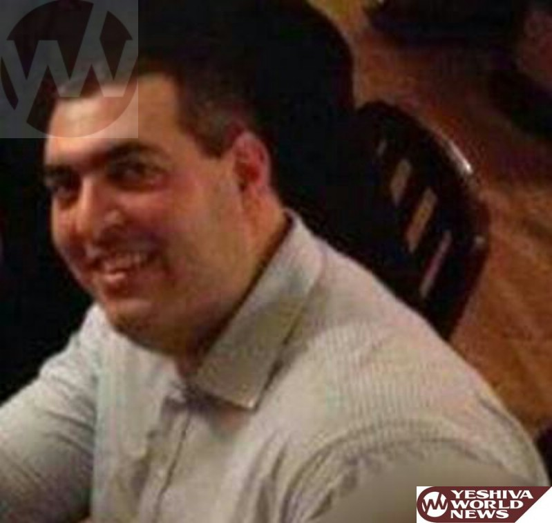 PHOTO: Dan Uzan, 37, Jewish Victim Killed At Copenhagen Shul Shooting Attack - Was Guarding Building During Bas Mitzvah