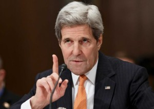 Kerry: State Department Will Move To Review Clinton Emails