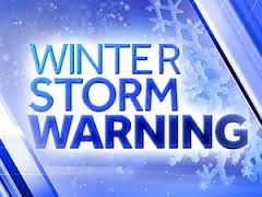 WEATHER ALERT: Winter Storm Warning Issued for NYC and Other Parts of NY, Parts of NJ