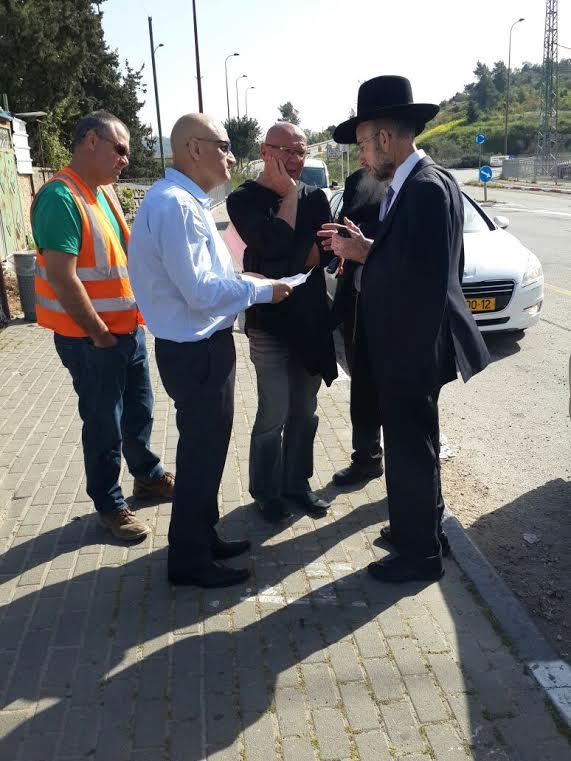 MK Maklev's Efforts Halts Planting of Expanded Highway 1