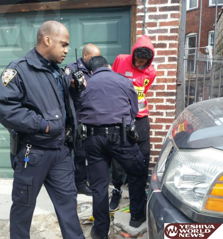 Crown Heights: Armed Robbery Thwarted by Shomrim