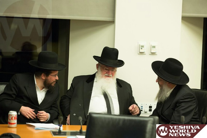Israeli Dayanim Fill Void Created by Israel's Supreme Court Decision to Remove Jurisdiction of Rabbinical Courts Over Monetary Matters