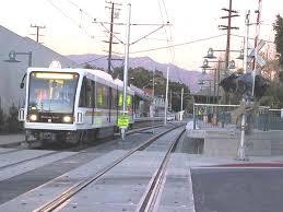 La Light Rail Train Hits Car, Partially Derails; 21 Hurt