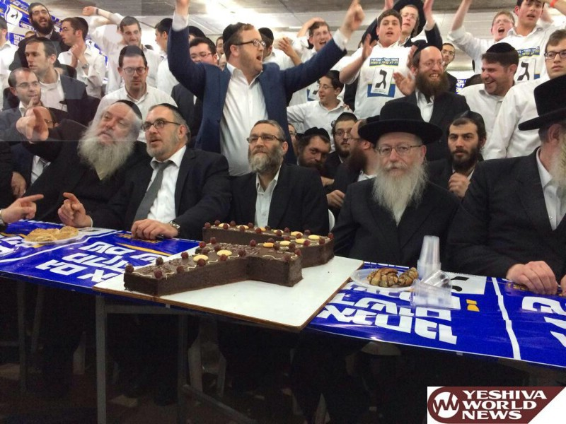 Kahlon Shows Flexibility towards Yahadut Hatorah
