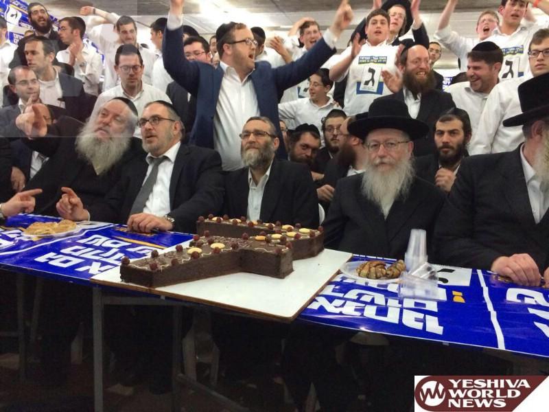 Kahlon Shows Flexibility towards Yahadut Hatorah