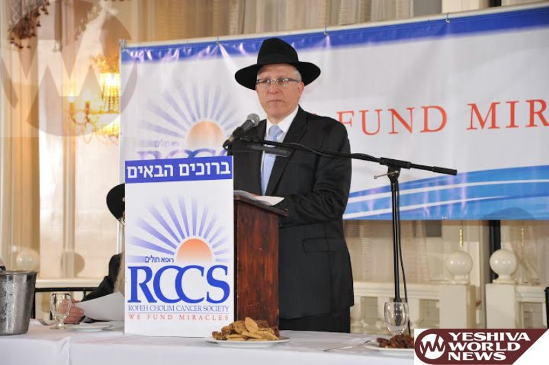 Agudath Israel of America Appoints Rabbi Yosef C. Golding as Chief Operating Officer