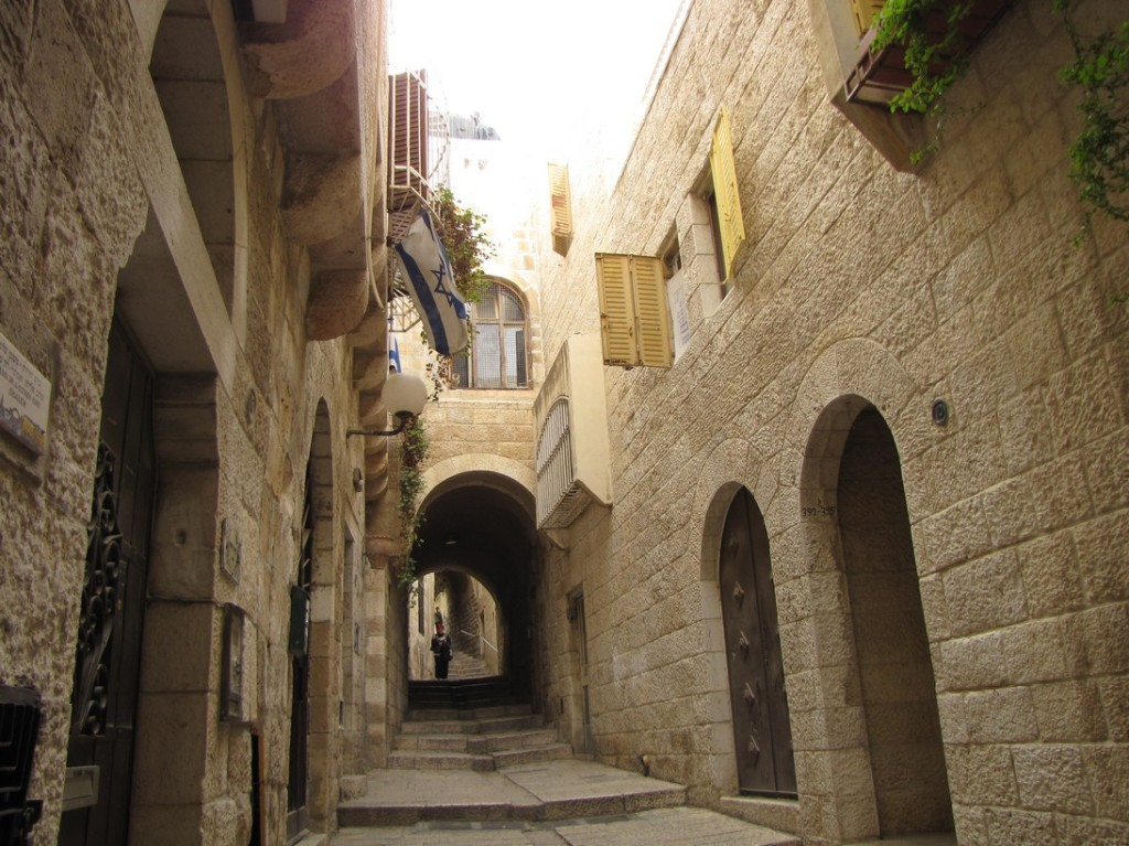British Standards Authority: Old City is Not Part of Israel