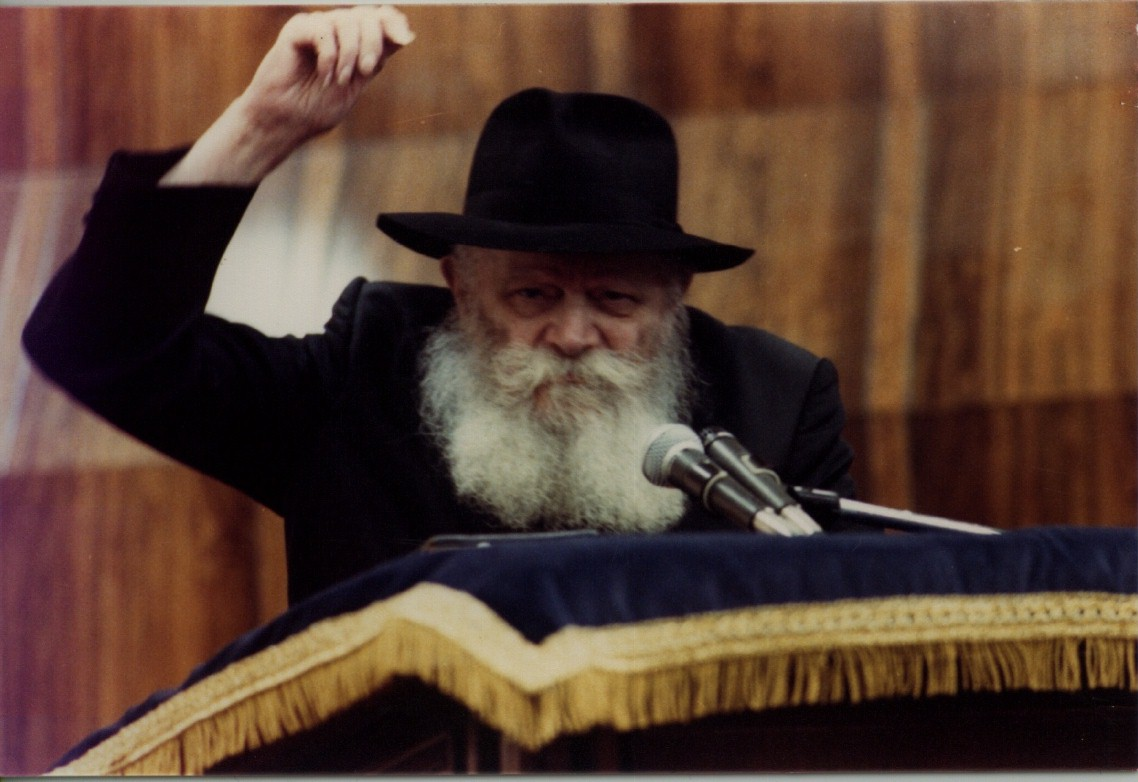The Rebbe of Lubavitch or The Lubavitcher Rebbe?
