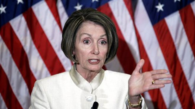 Nancy Pelosi on Netanyahu Speech: 'Saddened by the Insult to the Intelligence of the United States